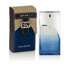 ACTIVE MAN Pánsky parfém 100 ml CHRIS ADAMS