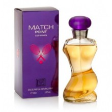 MATCH POINT Dámsky parfém 100 ml PARIS DIAMOND