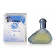 SKY DIAMONDS Dámsky Parfém 100 ml DORALL