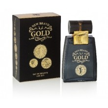GOLD by NEW BRAND Pánska EdT 100 ml NEW BRAND