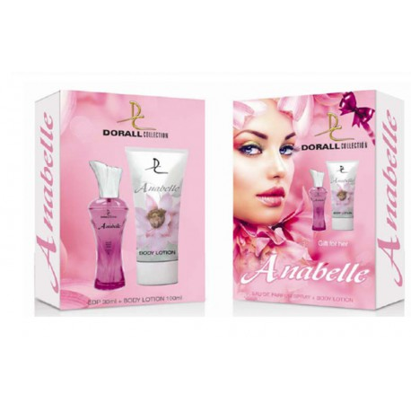ANABELLE EdT 30 ml + Body Lotion 100 ml DORALL