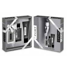 PORT MILANO EdT 100 ml + After Shave 50 ml + Shower Gel 100 ml DORALL