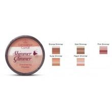 CONSTANCE CARROLL Shimmer Glimmer Púder č.05 Peach Shimmer