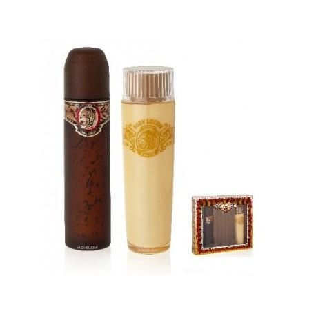SET Dámsky CUBA JUNGLE TIGER 100 ml Parfüm + Bodylotion