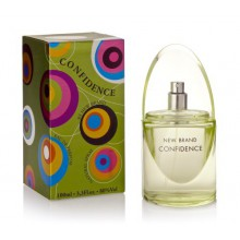 CONFIDENCE GREEN Dámsky parfém 100 ml NEW BRAND
