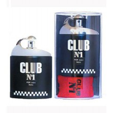 CLUB No1 BLACK Pánska EdT 100 ml NEW BRAND