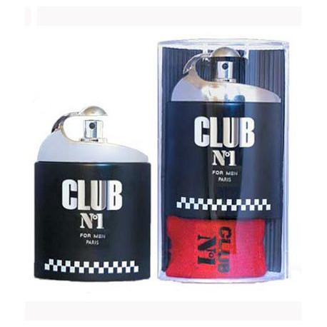 CLUB No1 BLACK Pánska EdT 100 ml NEW BRAND