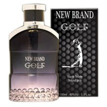 GOLF BLACK Pánska EdT 100 ml NEW BRAND