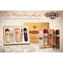 SET CUBA MUST HAVE ROYAL Pánsky 100ml +35ml +Deo +Aftershave +Showergel