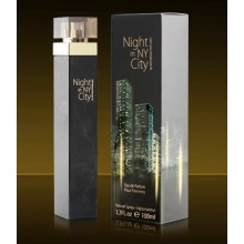 NIGHT in NY CITY Dámsky parfém 100ml NEW BRAND