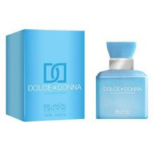 DOLCE DONNA Dámsky parfém 100ml BLACK ONYX