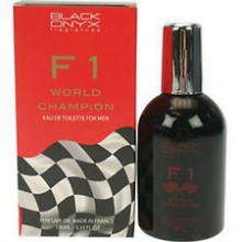 F1 WORLD CHAMPION Pánska EdT 100ml BLACK ONYX