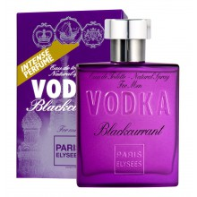 Vodka Blackcurrant Pánska EdT 100 ml Paris Elysees