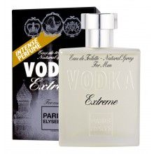 Vodka Extreme Pánska EdT 100 ml Paris Elysees