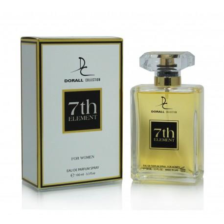 7th ELEMENT Dámsky Parfém 100 ml DORALL
