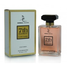 7th ELEMENT CLASSY DAMSEL Dámsky Parfém 100 ml DORALL