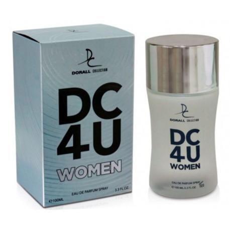 DC 4 U Women Dámsky Parfém 100 ml DORALL