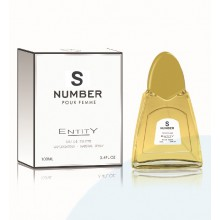 S NUMBER WOMEN Dámska EdT 100 ml ENTITY
