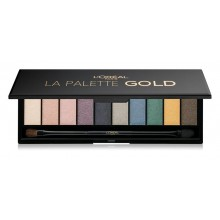 L'Oréal Paris Color Riche La Palette Gold