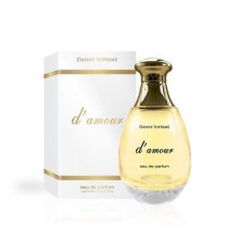 D AMOUR Dámsky parfém 100 ml DANNY SUPRIME