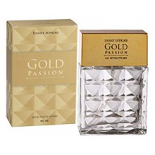 GOLD PASSION Pánska EdT 100 ml DANNY SUPRIME