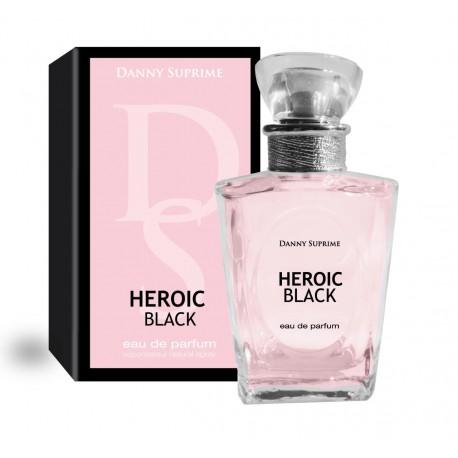 HEROIC BLACK Dámsky parfém 100 ml DANNY SUPRIME