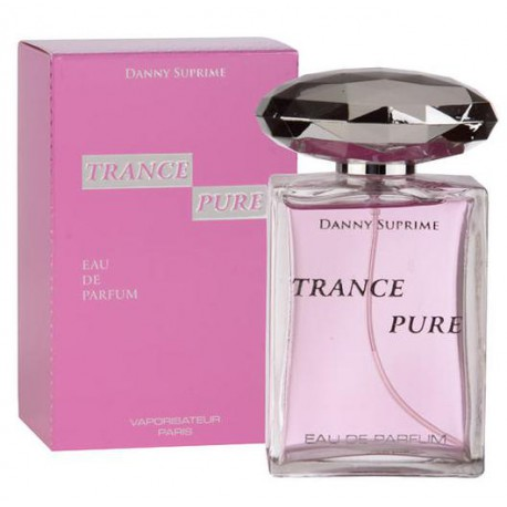 TRANCE PURE Dámsky parfém 100 ml DANNY SUPRIME